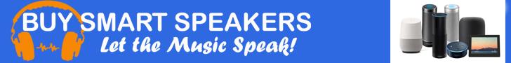 buy smart speaker
